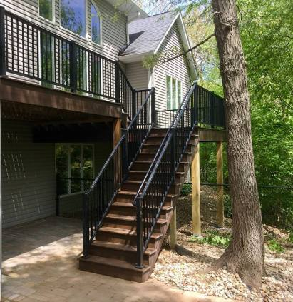 Deck After Fantasy Renovation